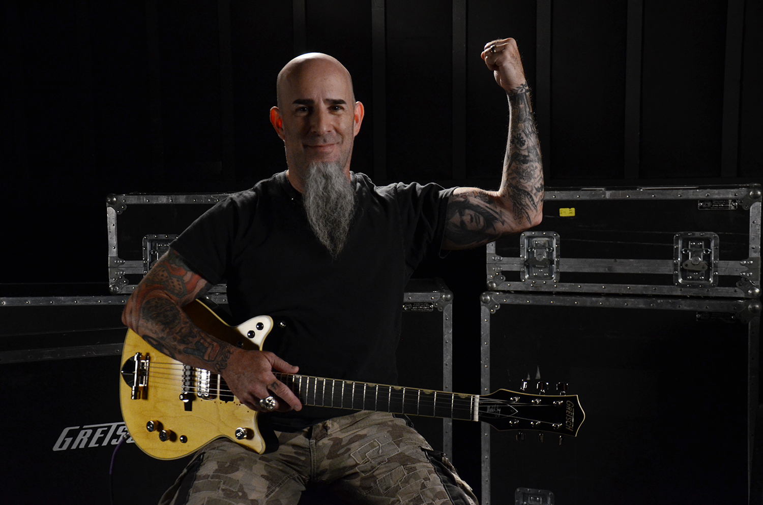 Scott Ian on the 'Magic of Malcolm Young'