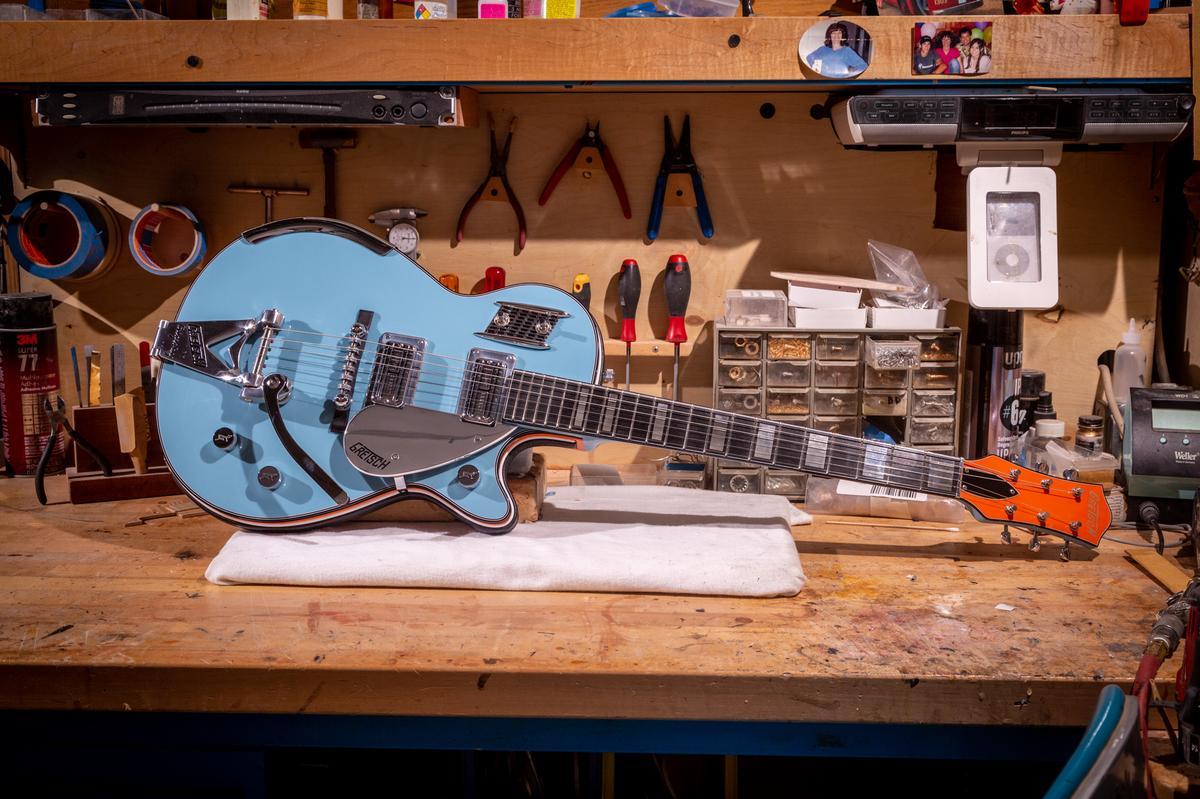 13 New Astonishing Gretsch Custom Shop Models