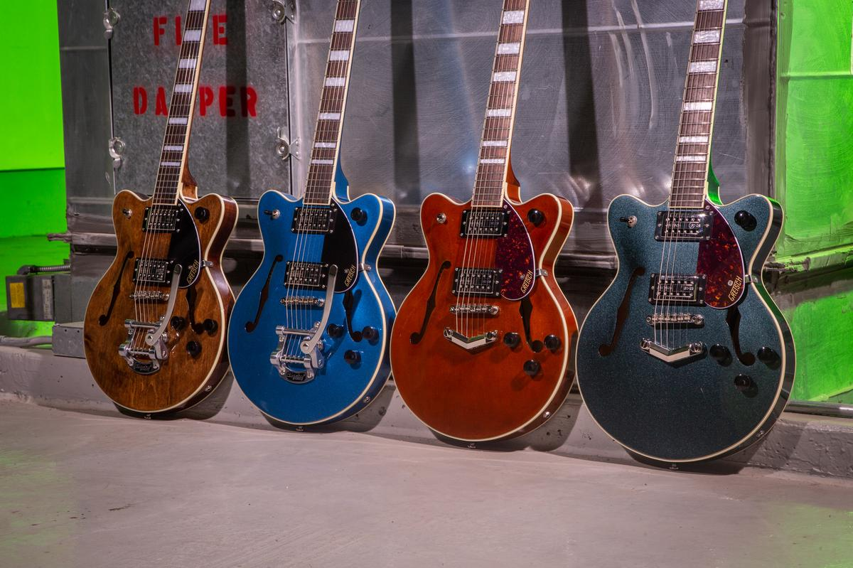 5 Reasons to Love the New Gretsch Streamliners