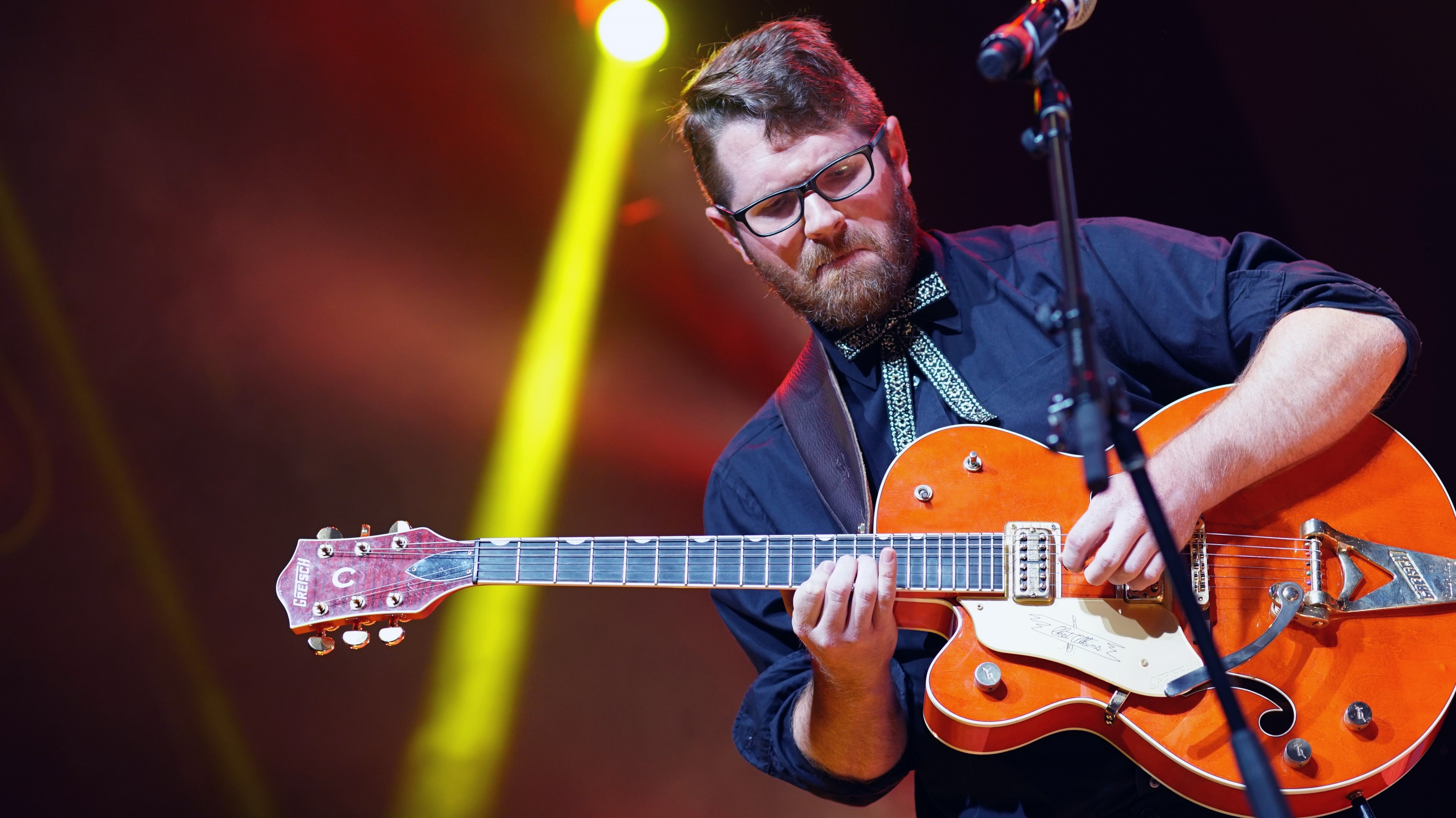 Gretsch Welcomes The Young Fables' Wes Lunsford to the Artist Roster