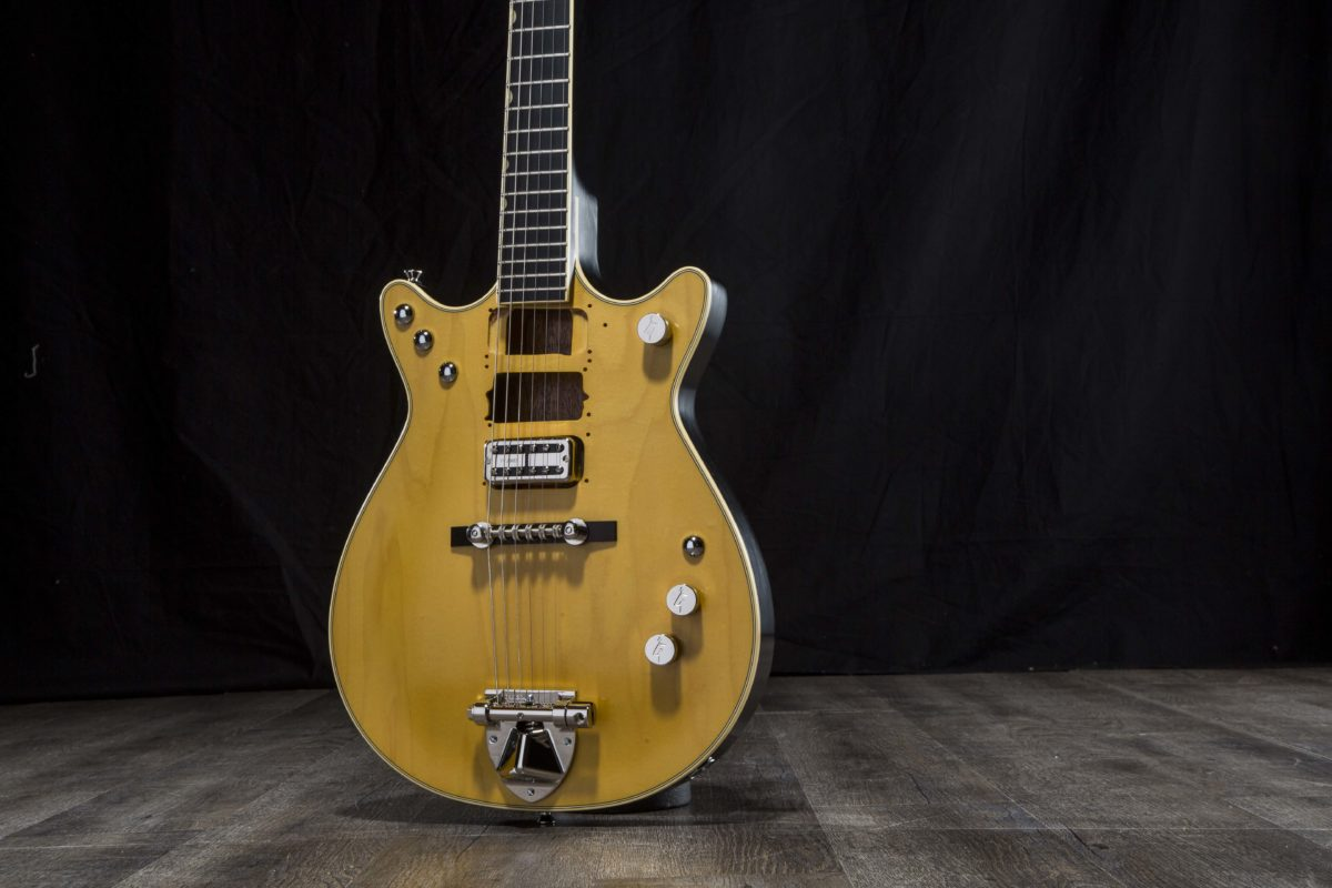 The G6131-MY Malcolm Young Signature Jet  Scores Platinum Award of Excellence