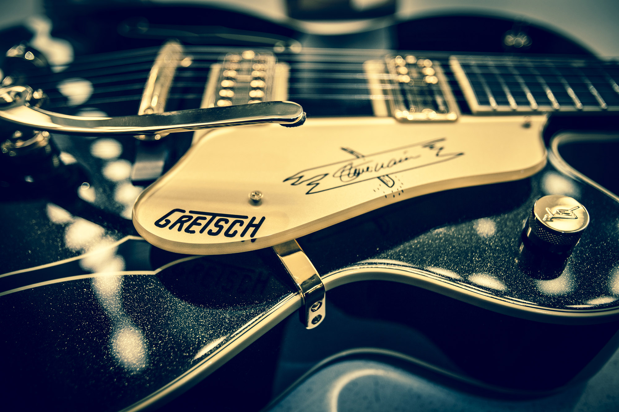 A Dream Comes True for Steve Wariner with his New Signature Gretsch Model
