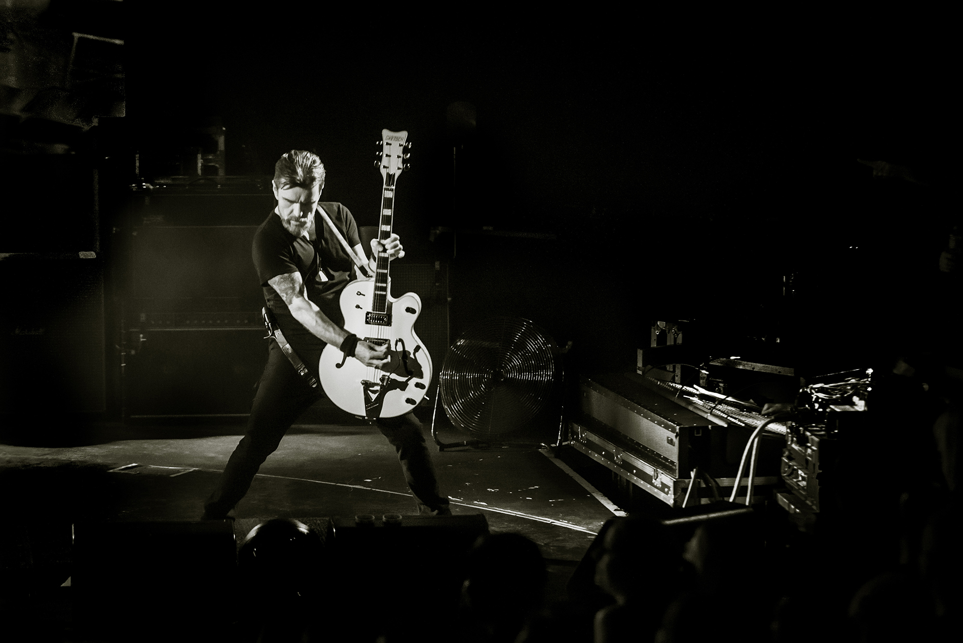 The Cult's Billy Duffy Reflects on Legacy of 'Sonic Temple' in 'Guitar Player'