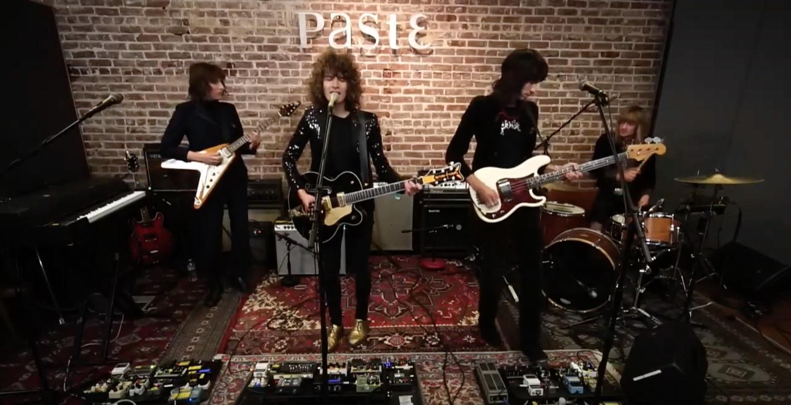 Temples Perform Live at Paste Studios ATL