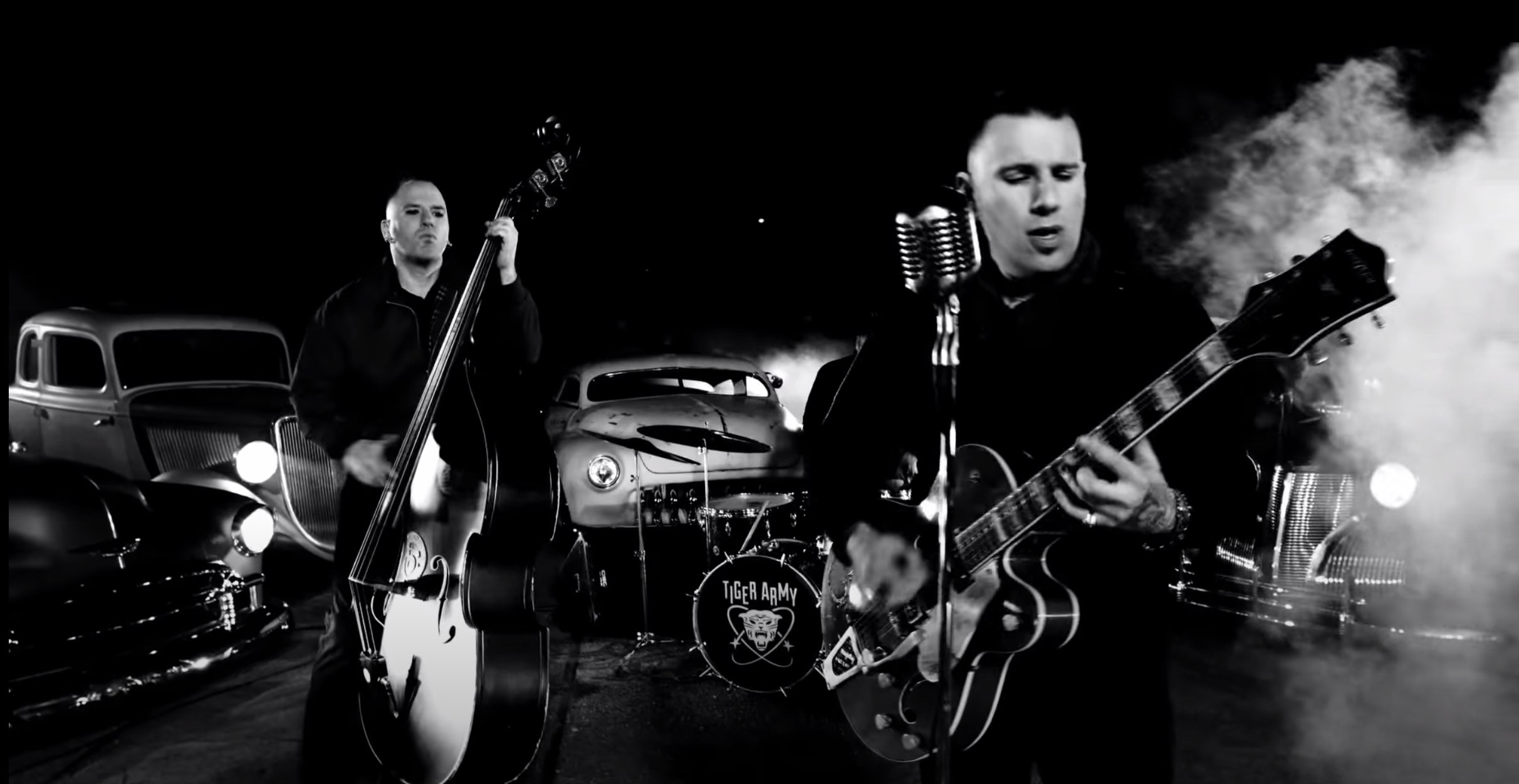 Tiger Army Releases New Video for Swinging Single 'Last Ride'
