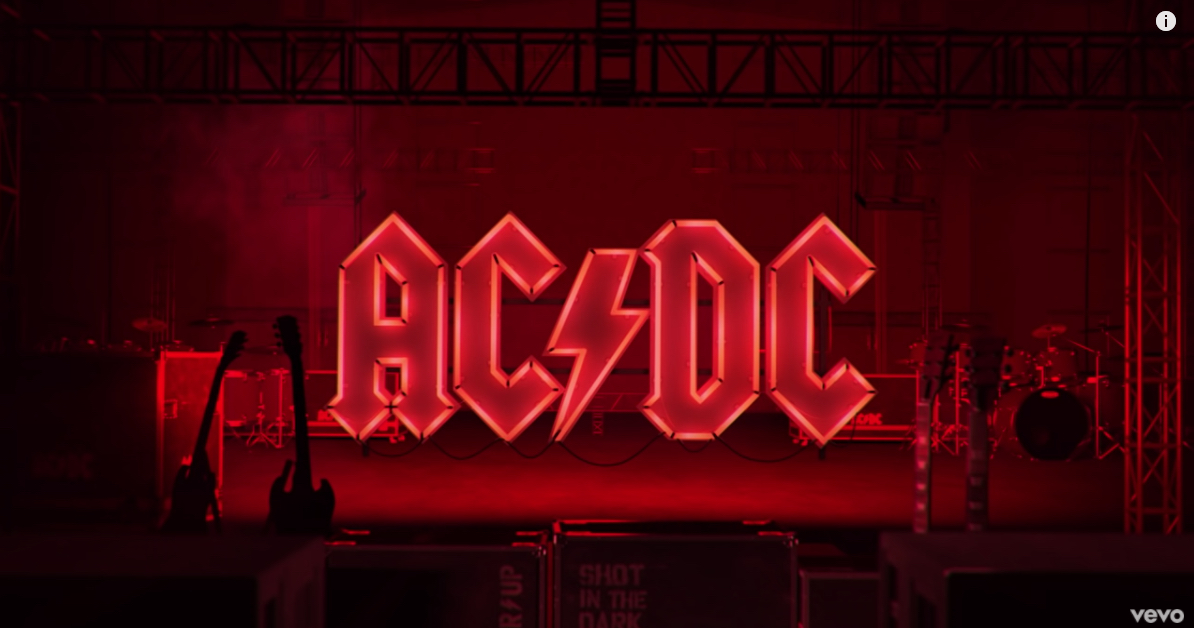 AC/DC Release Lead Single From Upcoming Album 'POWER UP'